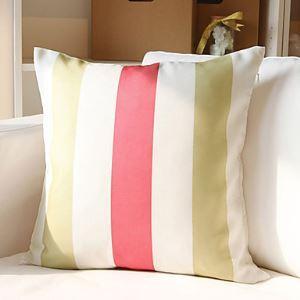Stylish Splendor Polyester Decorative Pillow Cases