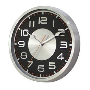 Stylish Wall Clock 11.5""