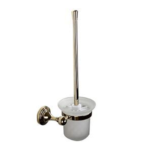 Ti-PVD Bathroom Accessories Toilet Brush Holder