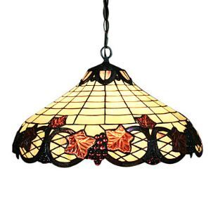 Tiffany 2 - Light Pendent Lights Maple Design