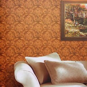 Venus Classcial Damask Wallpaper 6 Colors