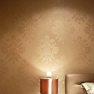 Venus Classical Damask Fiberwebs Wallpaper