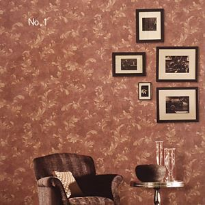 Venus Classical Leaves Art Deco Wallpaper