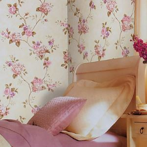 Venus Country Floral Wallpaper 6 Colors