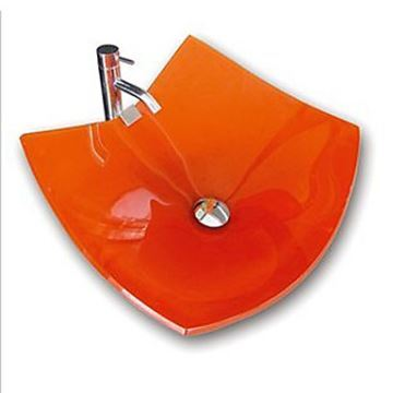 Faucets Sink And Faucet Sets Victory Square Orange Tempered