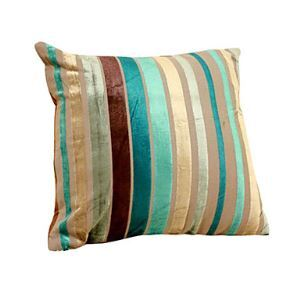 Stripe Pattern Cushion Cover & Pillow Cover