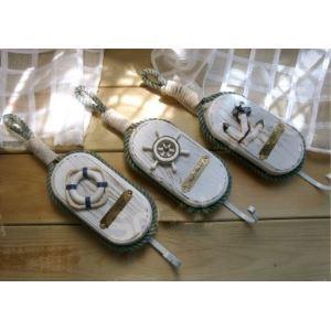 Mediterranean Style Hand Made Vintage Decorative Hanger (Sold Separately)