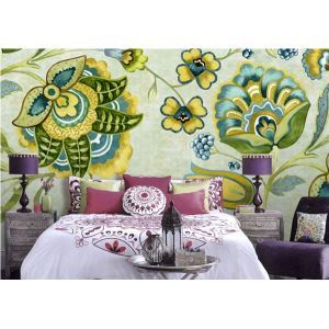 American Country Style The Spring Non-Woven Paper Mural