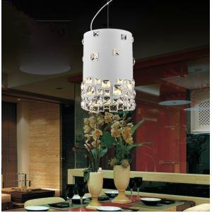 Modern/Contemporary Rectangular Fashion Creative Crystal Pendant Light-1 Light