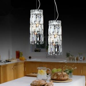 Modern/Cotemporary Fashion Creativie Crystal Pendant Light 1 Light
