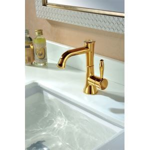Single Lever Brass Drinking Wash Basin Taps Faucet Mixer