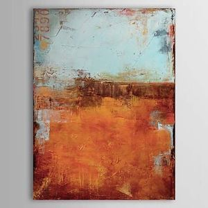 Hand Painted Oil Painting Abstract 1303-AB0337