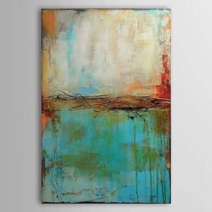 Hand Painted Oil Painting Abstract 1303-AB0360