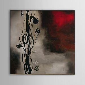 Hand Painted Oil Painting Abstract 1305-AB0559