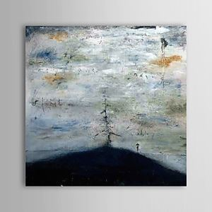 Hand Painted Oil Painting Abstract 1305-AB0564
