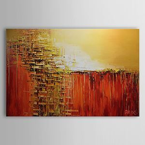 Hand Painted Oil Painting Abstract 1305-AB0580