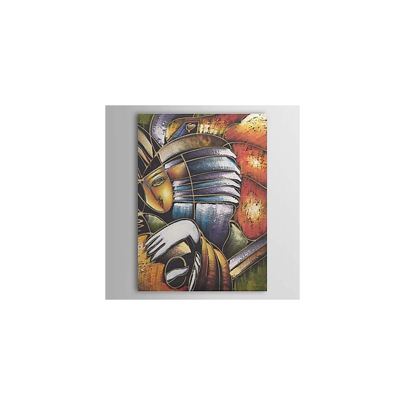 Hand Painted Oil Painting Abstract People 1303-AB0330
