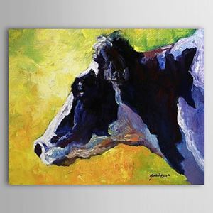 Hand Painted Oil Painting Animal 1304-AN0090