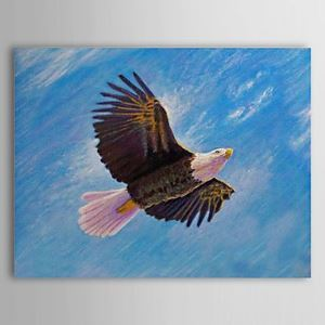 Hand Painted Oil Painting Animal 1304-AN0093