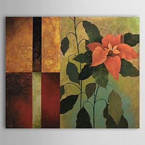 Hand Painted Oil Painting Floral 1305-FL0115