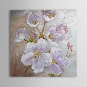 Hand Painted Oil Painting Floral 1305-FL0122