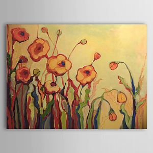 Hand Painted Oil Painting Floral 1305-FL0135