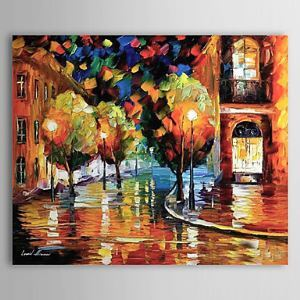 Hand Painted Oil Painting Landscape 1304-LS0275