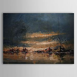 Hand Painted Oil Painting Landscape 1304-LS0281