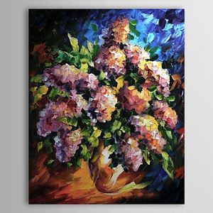 Hand Painted Oil Painting Still Life Floral 1303-SL0052