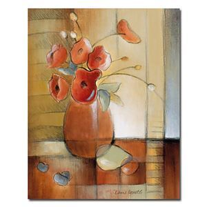 """Hand-painted Still Life Oil Painting with Stretched Frame 20"""" x 24"""""""