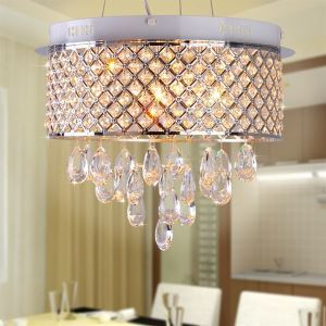 Modern/Contemporary  Minimalist Fashion Crystal Chandelier 6-lights