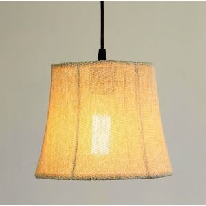 Modern Pendant Light In Cloth  Lamp shade