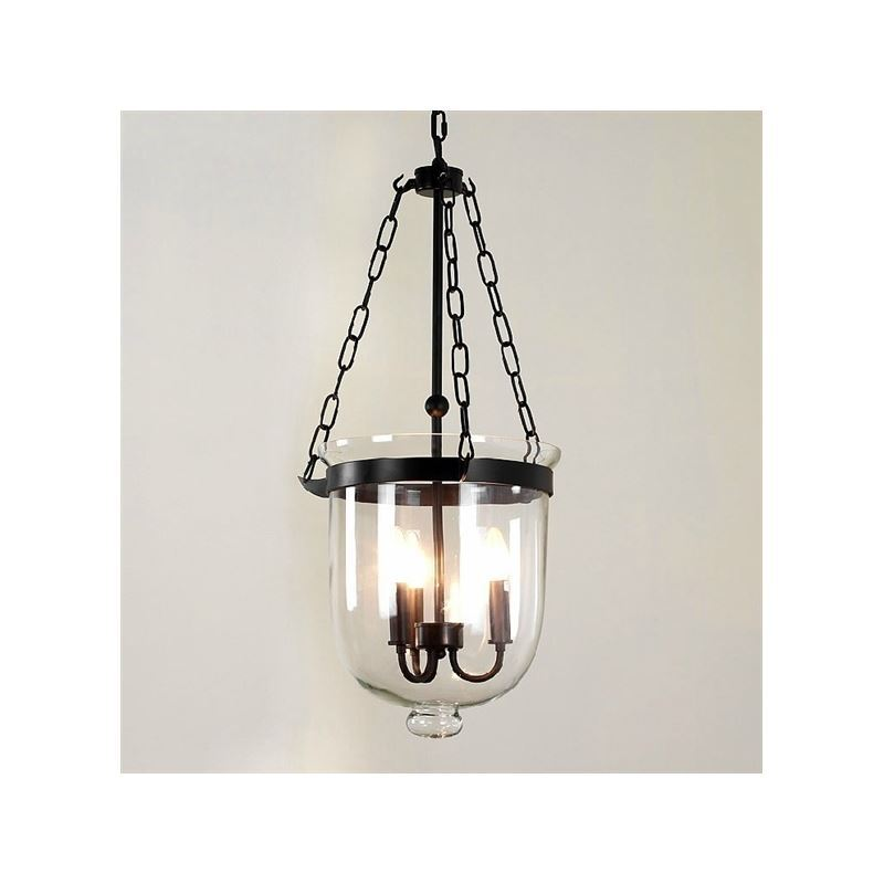 lighting ceiling lights pendant lights american country minimalist wrought iron glass