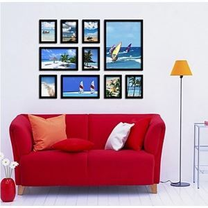 Photo Wall Frame set Collection-Set of 10