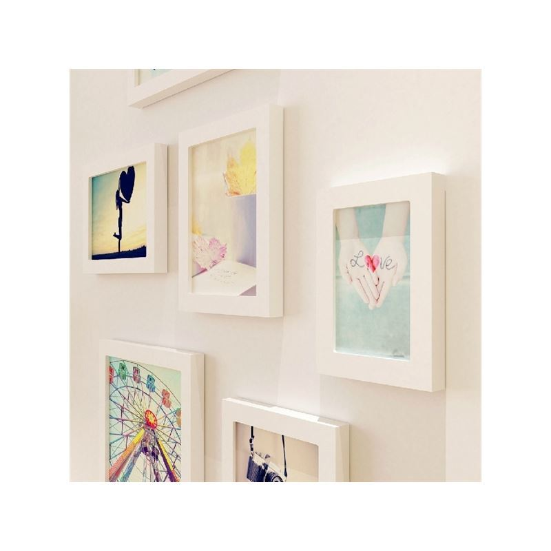 Home Decor Picture Frames Modern Minimalist Wood Photo