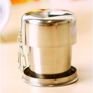 Grade Stainless Steel Telescopic Travel Mug