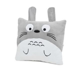 Genuine Ruiqibidi Cushion Totoro Grey / White