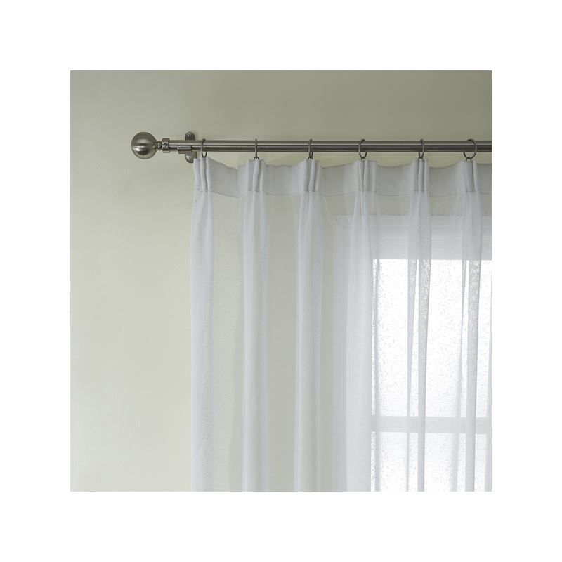Curtains Sheer Curtains One Panel Modern Embossed