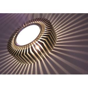 Modern Wall Light in Diffused Light