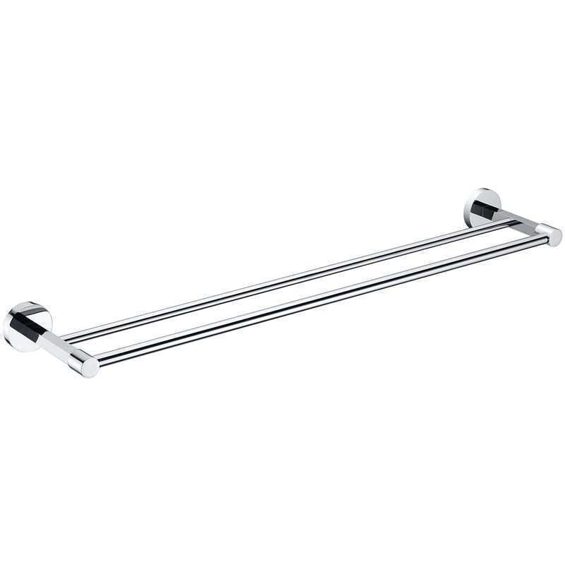 Bathroom Towel Bars New Modern Chrome Colored Bathroom