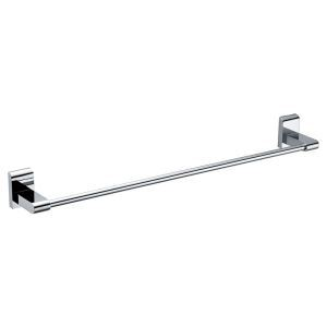 New Modern Chrome finish Solid Brass Towel Bar