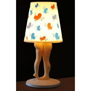 Dimable Romantic Kiss Table Lamp