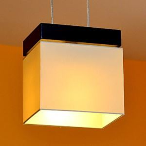 Modern E12/E14 Contemporary 1-light ceiling lights  40W Pendant Light with Fabric Shade