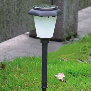 4 pcs  Outdoor Solar Power Spotlight Landscape Garden Lawn Light Lamp
