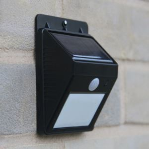 Bright LED Wireless Solar Powered Motion Sensor Light