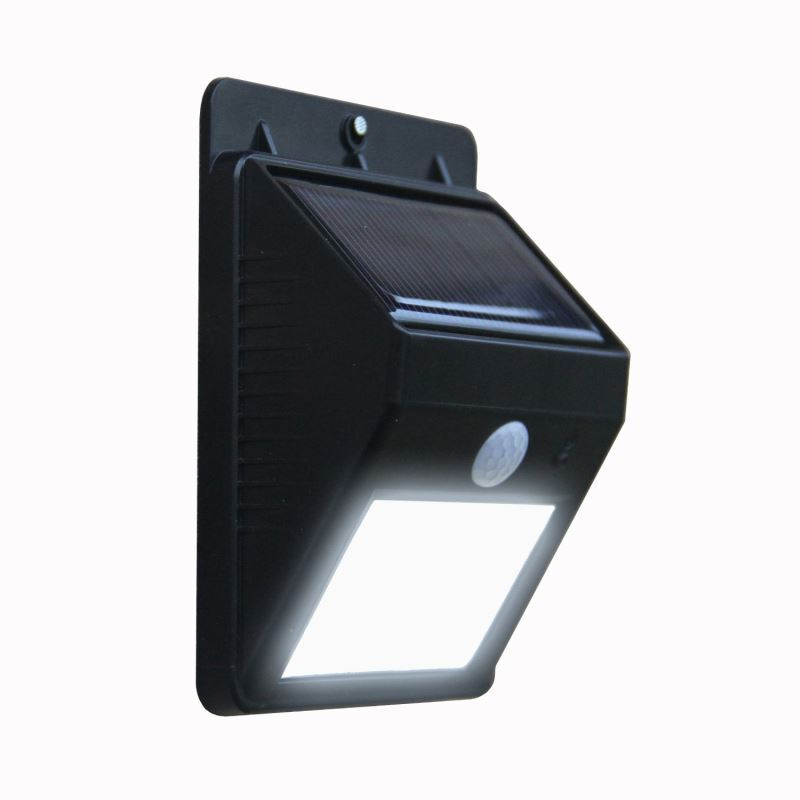 solar lights bright led wireless solar powered motion sensor light. Black Bedroom Furniture Sets. Home Design Ideas
