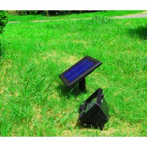 Cool / Warm White Outdoor Solar Power 30 LED Automatic Security Flood Garden Waterproof Light
