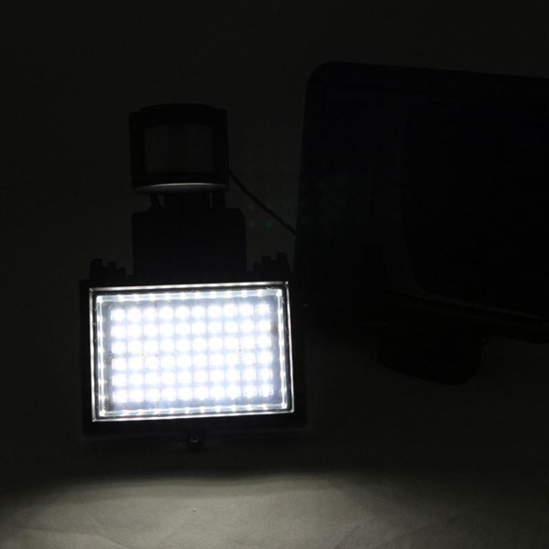 lighting outdoor lighting led solar lights bright solar power 60 led motion sensor