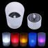 Show details for Solar Power Led Tea Light Tealight Candle Flameless Flickering Xmas Wedding