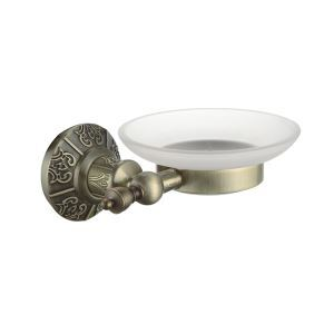 Oil Rubbed Bronze Finish Wall Mount Soap Dish Holder